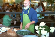 Dr. Andrew Weil making Tuscan Kale Salad