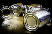 food cans lined with bisphenol A BPA or bisphenol S BPS