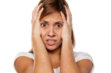stressed woman wants to relieve anxiety fast