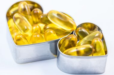 omega-3 rich fish oil supplements