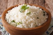 Low carb cauliflower rice