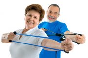 Active seniors using resistance training to avoid metabolic syndrome