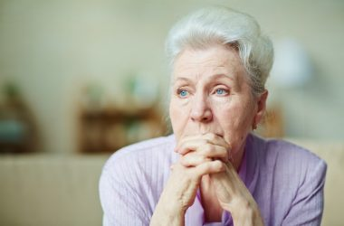 Socially isolated senior suffering loneliness is at a higher risk for early death