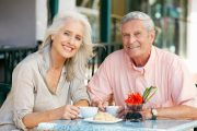 Senior couple with diabetes avoids early death by drinking coffee or tea